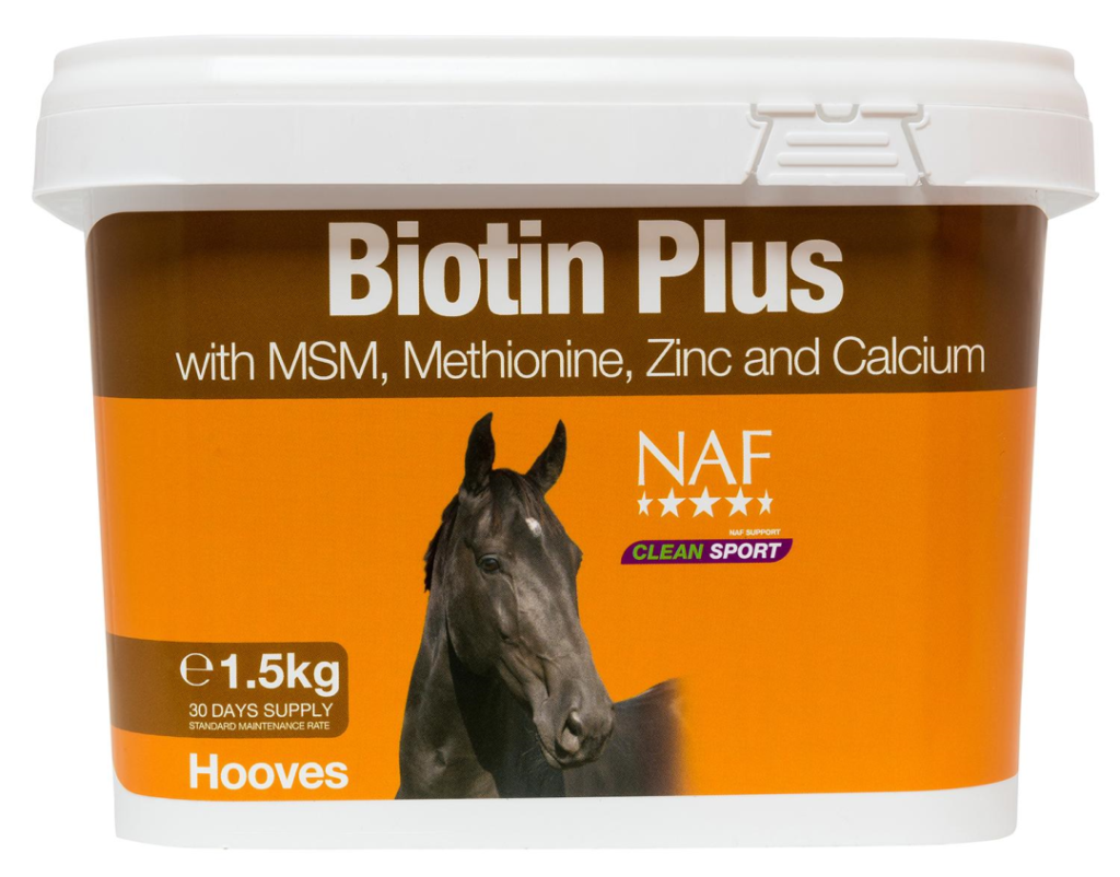 NAF Biotin plus 1.5 KG