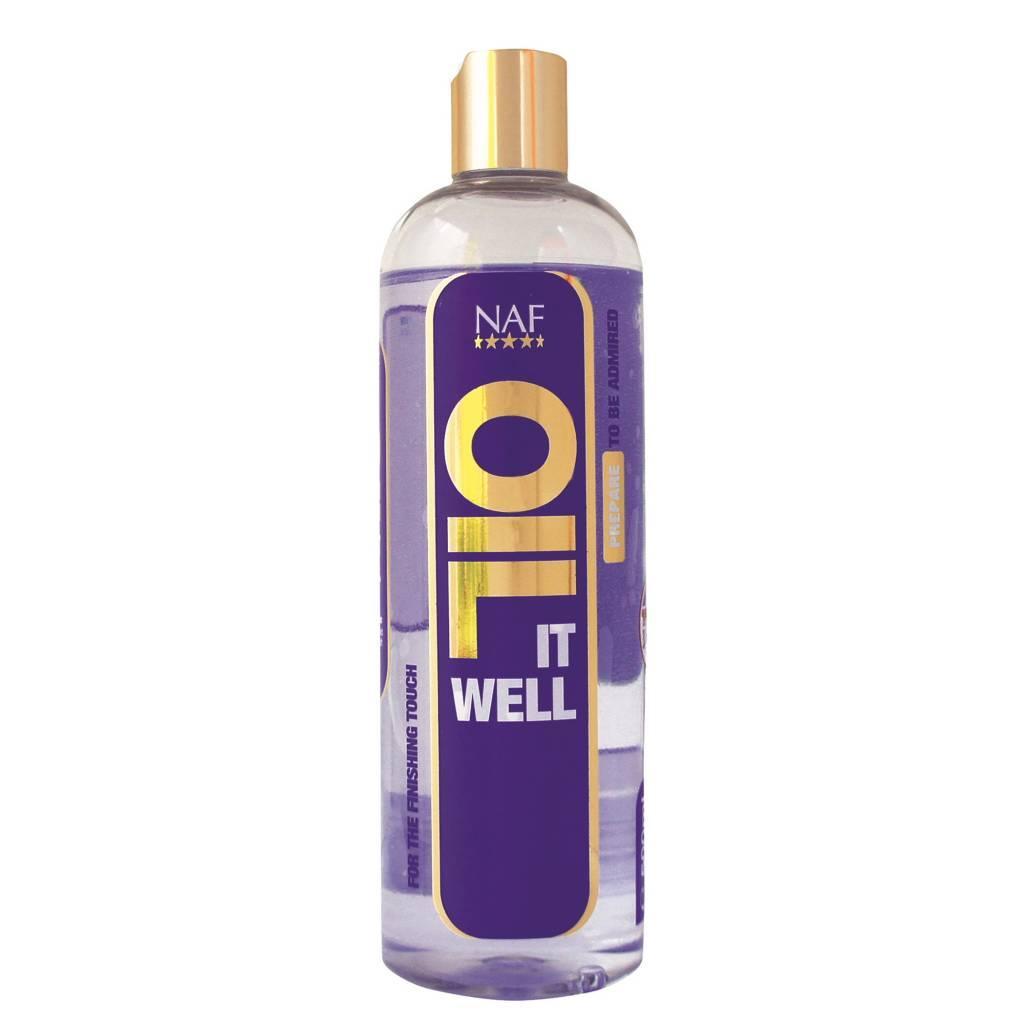 OIL IT WELL 500 ML
