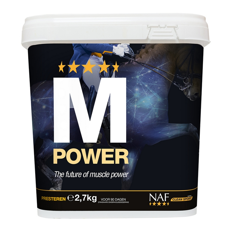 M POWER 2.7KG