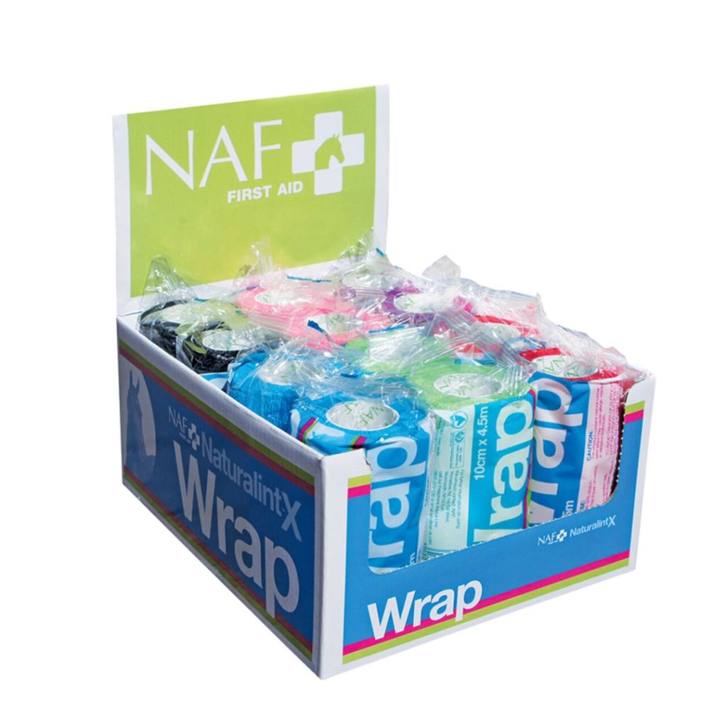NATURALINTX WRAP BOX OF 12 (BLACK)