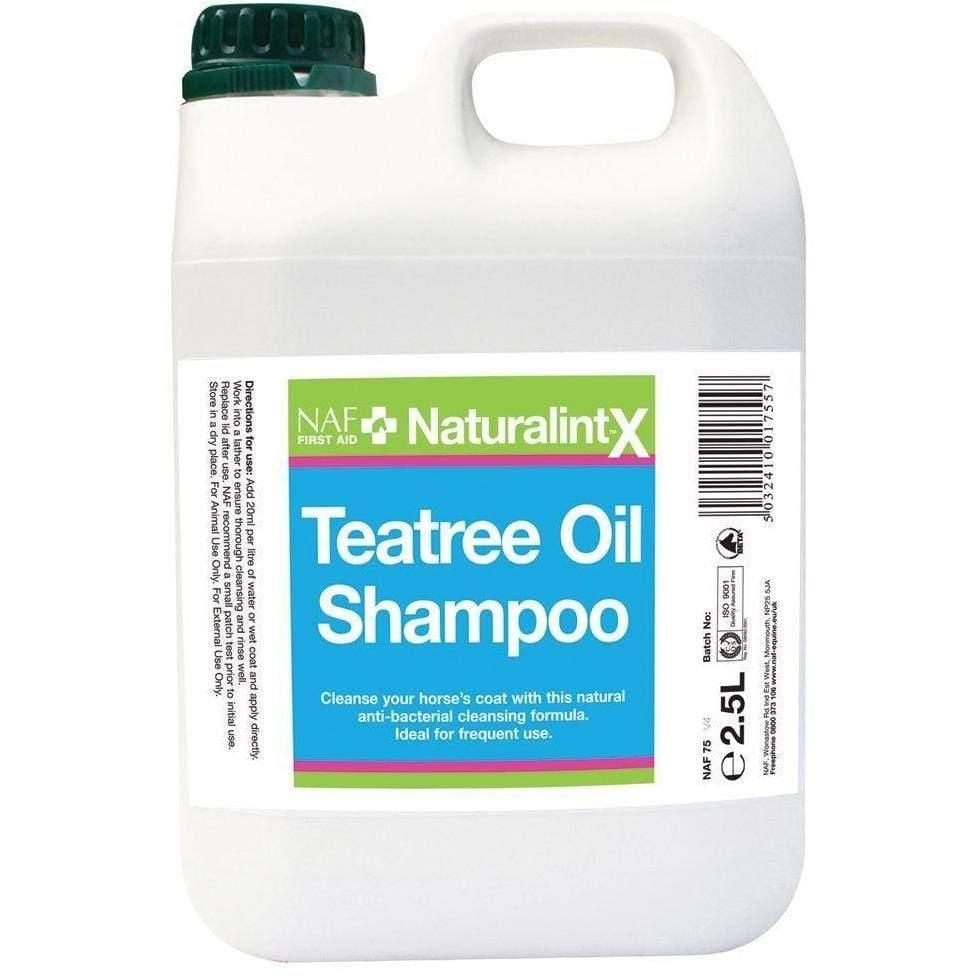 TEATREE OIL SHAMPOO 2.5 LT