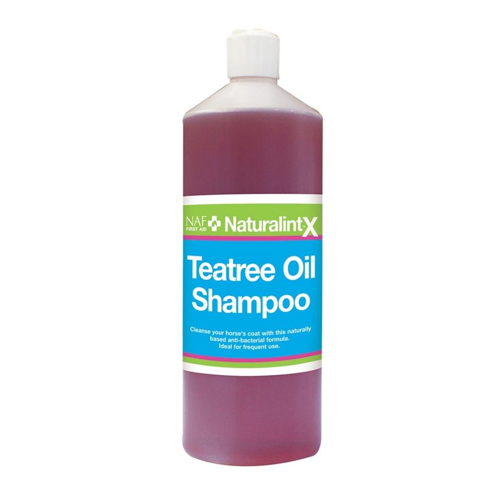TEATREE OIL SHAMPOO 500 ML