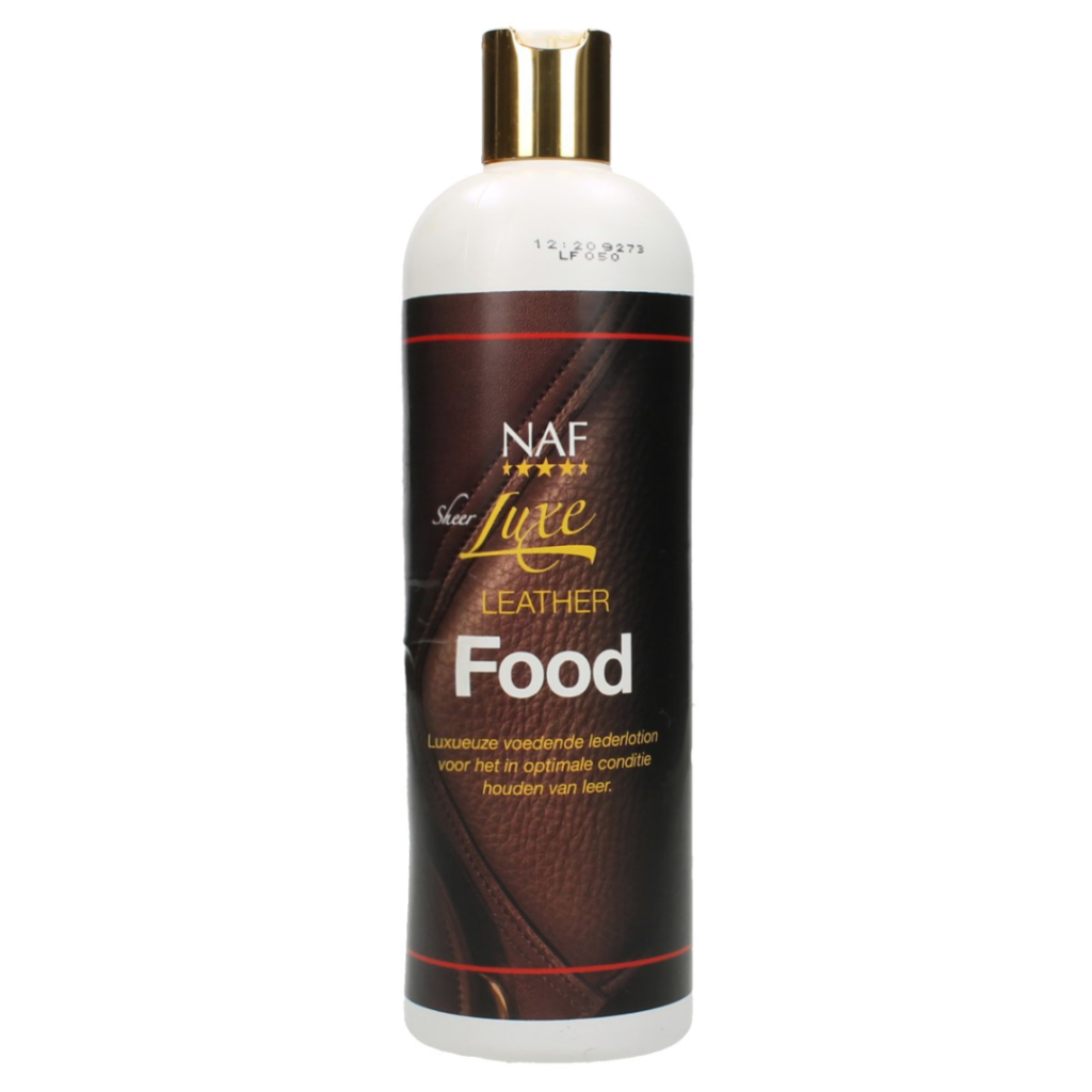 SHEERLUXE LEATHER FOOD 500ML (new size)