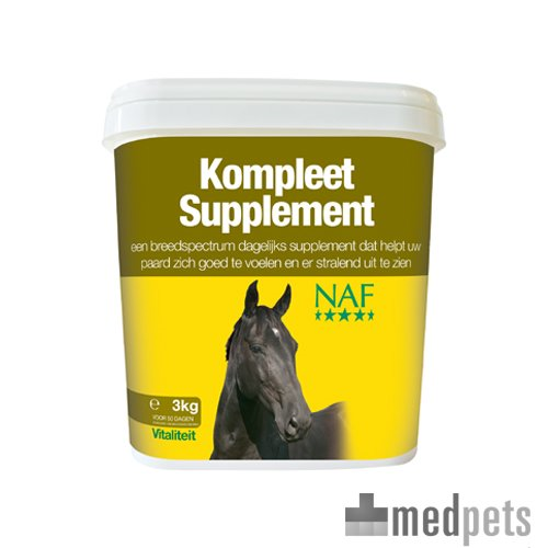 KOMPLEET SUPPLEMENT 3 KG