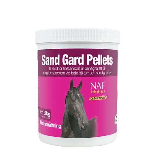 Naf sand gard pellets