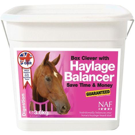HAYLAGE BALANCER 3.6KG