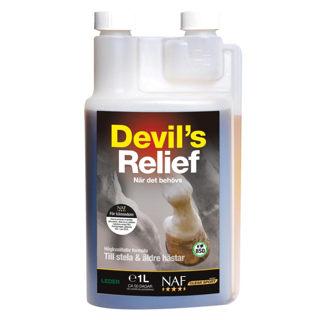 DEVILS RELIEF 500ML