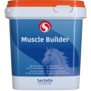 Equivital Muscle Builder