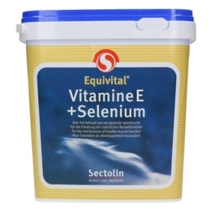 Equivital Vitamine E + Selenium