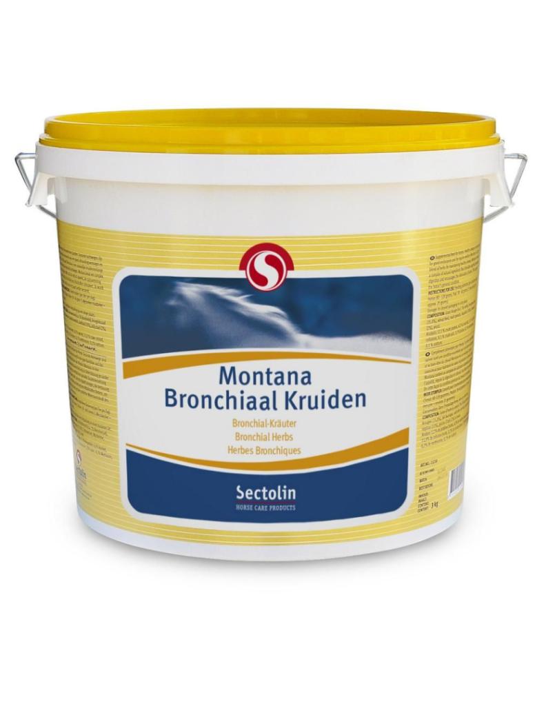 Montana Bronchiaal Kruid