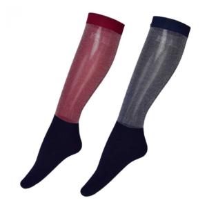 Kingsland Show sokken glitter