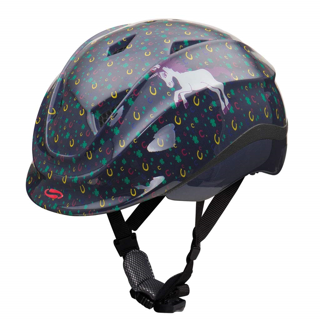 Swing helmet K4 Lucky Unicorn