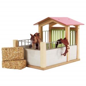 Kids's Globe Paarden box