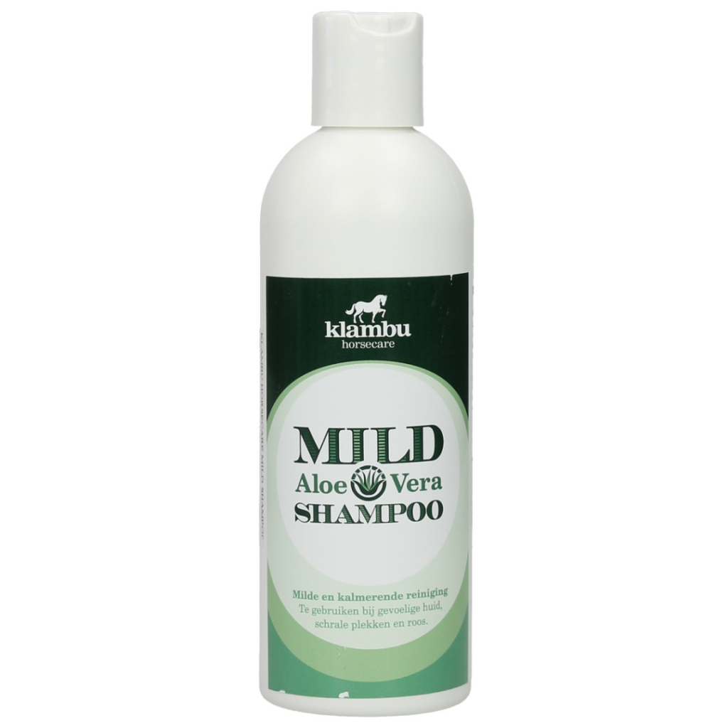Klambu Horsecare Mild Aloe Vera Shampoo