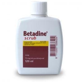 Betadine Scrub - REG NL 3446
