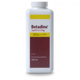 Betadine Oplossing - REG NL 3400