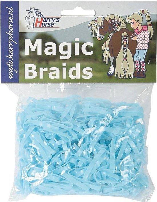 Harry's Horse magic braids, zakje 500 stuks