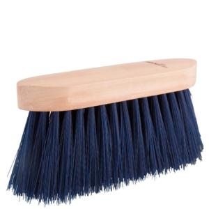 Borstel Premiere Dandy groot8cm haren houten rug VE6 Blauw